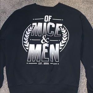 Of Mice and Men crew neck